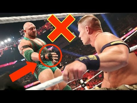 10 BIGGEST MISTAKES Wrestlers Made On Live TV
