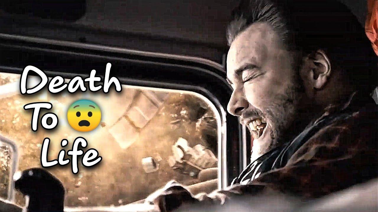 Death To Life 😱 Car Crash Scene | Hollywood Whatsapp Status | Bao Rami Status