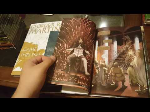 Game of Thrones Graphic Novels Collection!