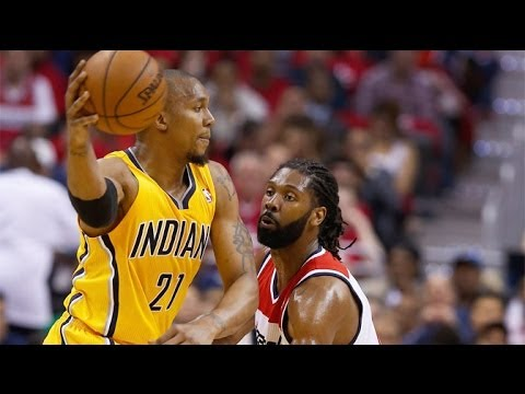Pacers vs Wizards Game 6 | Full Game Highlights | May 15 2014 | Playoffs 2014
