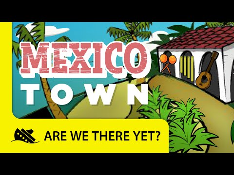 Mexico: Town - Travel Kids in North America