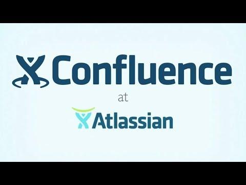 Atlassian Confluence Demonstration Video