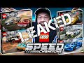 Huge lego speed champions 2021 all sets revealed