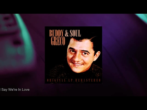 Buddy Greco - Buddy & Soul (Full Album)