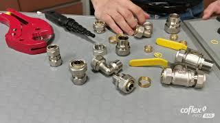 Conexiones de Compresión Coflex PRO Gas
