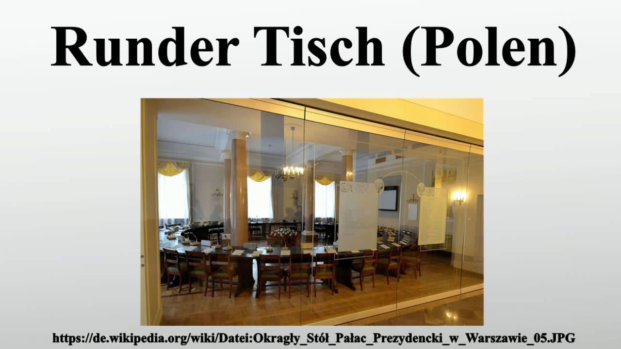Runder Tisch Polen
