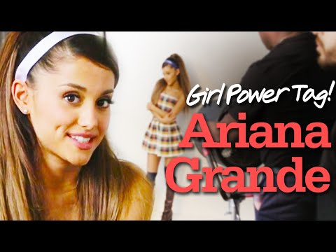 Ariana Grande - Girl Power TAG!