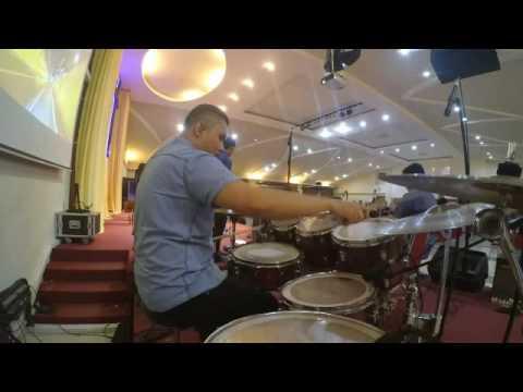 Kan Kami Angkat - GKKA Zion Makassar drum cam