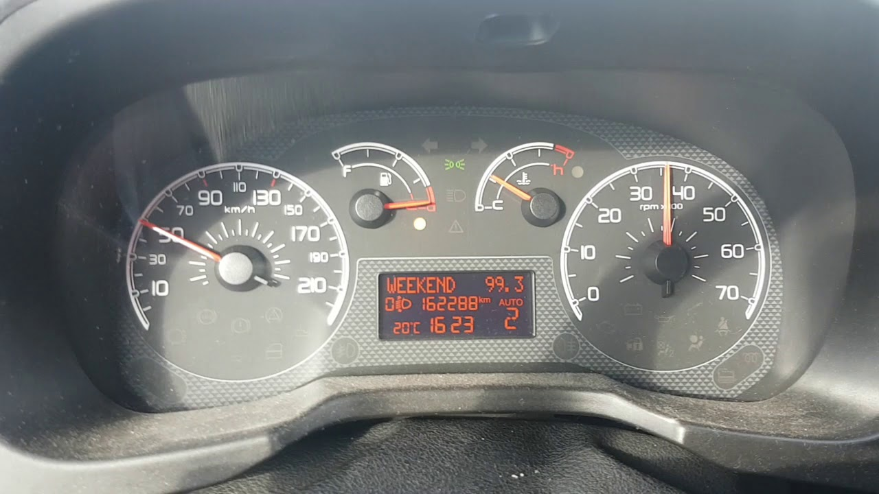 Fiat Fiorino 1 3 Multijet Dualogic Acceleration 0 H
