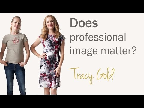 Does professional image matter? | workwear