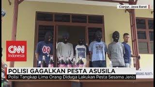 Download Video Polisi Gagalkan Pesta Asusila Sesama Jenis MP3 3GP MP4