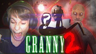 GRANNYS BEBIS! | Granny: Chapter Two (Granny 2) #4