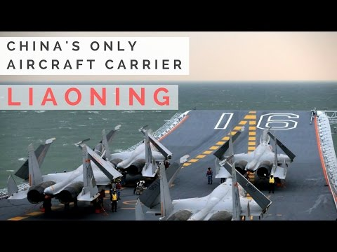 China's only Aircraft Carrier - Liaoning