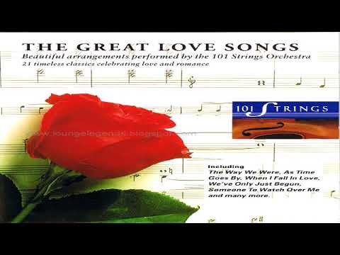 101 Strings   The Great Love Songs (1993) GMB