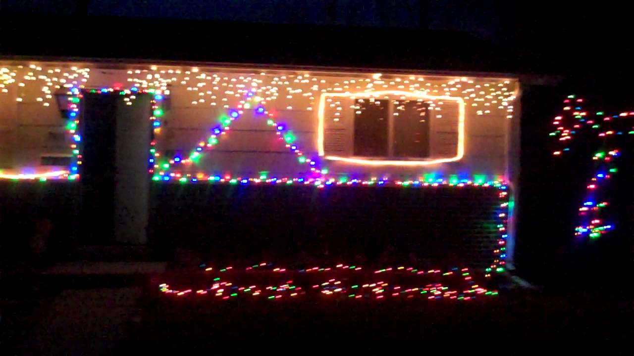 christmas lights control system part 9 show from vixen - Christmas Light Control System