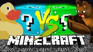 Watch as SSundee and Crainer have a new lucky block made and then u...