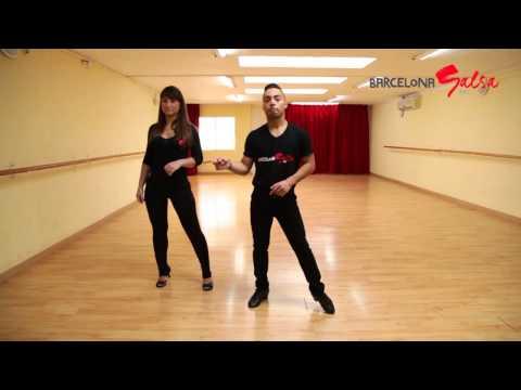 Clases Salsa Online Lady Style - Iniciación (Explicación) 1/2