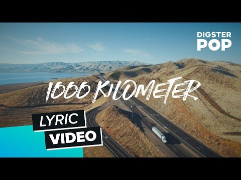 Julian le Play - 1000 KM (Lyric Video)