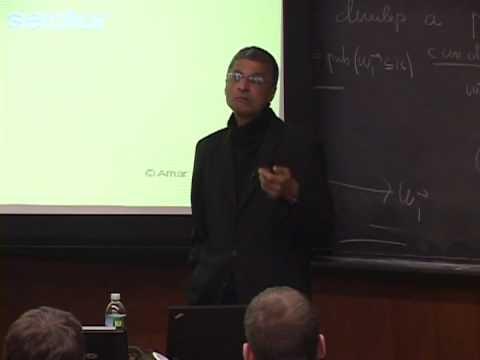 Invited Lecture Series: The Venturesome Economy