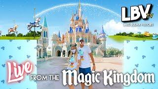 LIVE from the Magic Kingdom - Disney Surprises \u0026 Character Fun