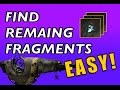 How to Check HOW MANY Calcified Fragments You Have | Destiny