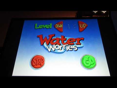 """""""Freddi Fish and Luther's Water Worries"""" Walkthrough (Levels 11-19) (Part 2) (Read Description) 