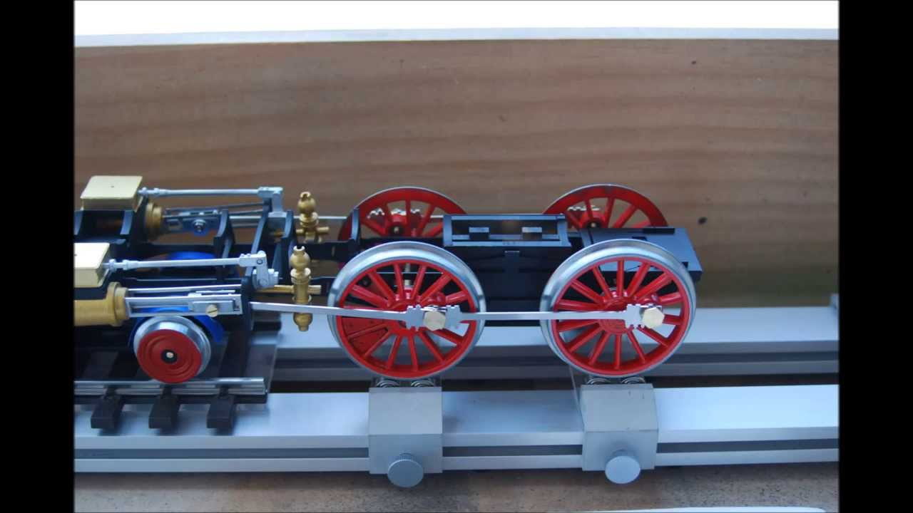 Jupiter Locomotive From OCCRE YouTube