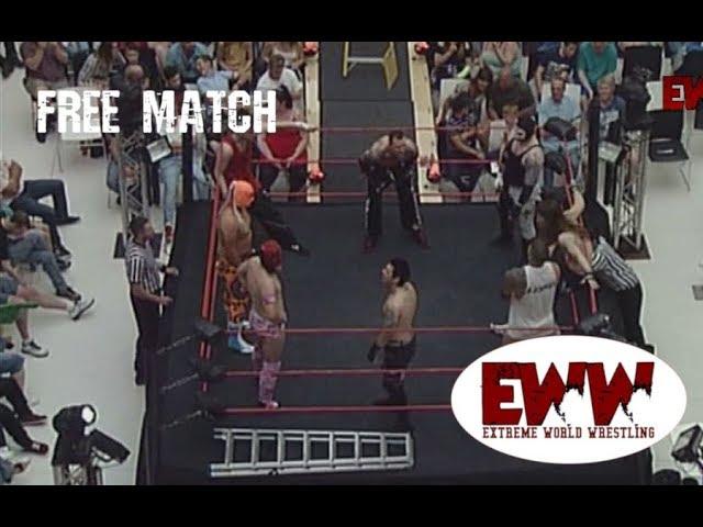 Free Match: Multi man Golden contract ladder match