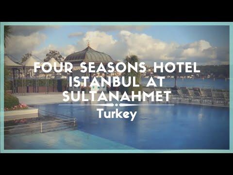 Celestielle #272 Four Seasons Hotel Istanbul at Sultanahmet, Turkey