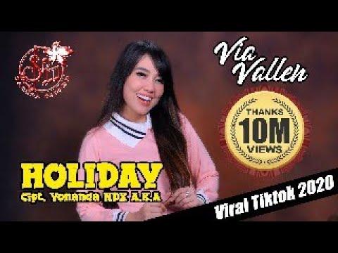 Via Vallen - Holiday [OFFICIAL]