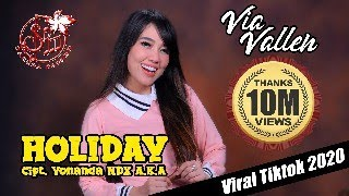 Download Via Vallen  Holiday JITUNADA Mp3