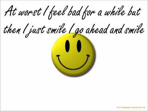Lily Allen  Smile with Lyrics HD