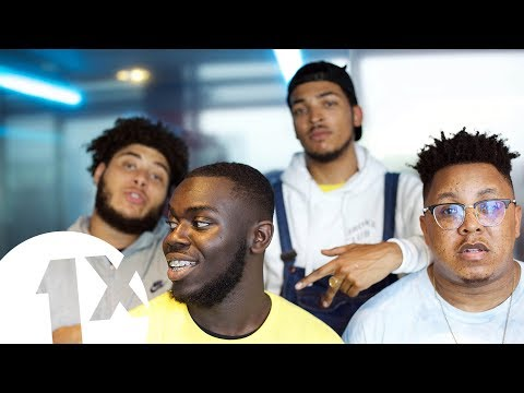 Studios 82 with Big Zuu, Eyez and Manga