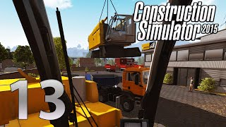 Construction Simulator 2015 Gold Edition| EP 13| So much Stuff