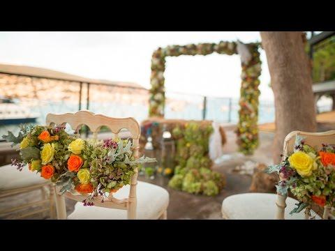 Şekerpembe Wedding & Flowers | Bodrum Trafo Düğün Organizasyonu