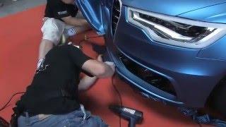 REKORD ŚWIATA POLAKÓW oklejanie samochodu (zmiana koloru) 2014 | RR Customs