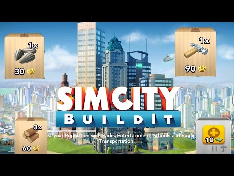 SimCity BuildIt Gameplay - Trade Depot [Android] part 2 HD