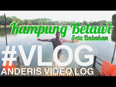 SETU BABAKAN - KAMPUNG BETAWI | TEMPAT WISATA BUDAYA DI JAKARTA #AnderisVlog