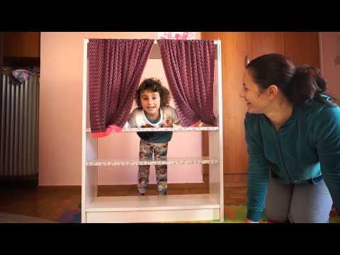 как сделать кукольный театр своими руками в домашних условиях