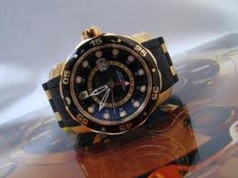 602a5378f33f Invicta Pro Diver model 6991 Review - YouTube