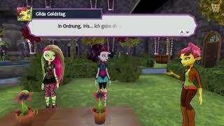 Monster High Aller Anfang ist schwer auf Deutsch 🎀 Ganzer Film als Wii U Spiel | Folge 1