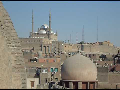 Islamic Cairo from the Minaret of Emir Shaikhun Khankah