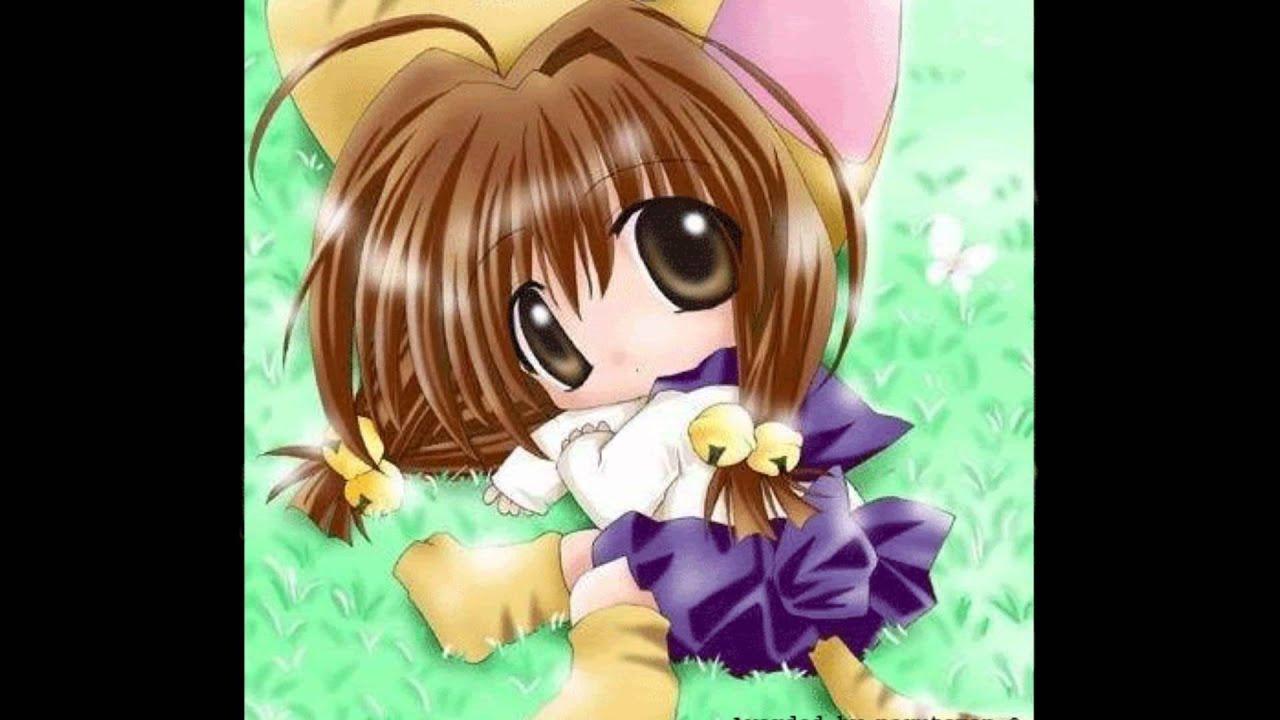 cute anime babys - YouTube
