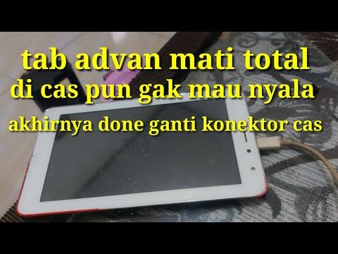 Di video ini saya membahas tentang bagaimana cara memperbaiki tablet advan mentok logo tanpa flash d.