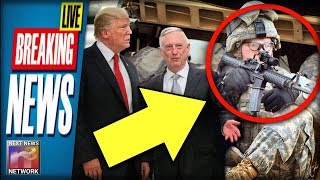 BREAKING: Trump And Mattis Just Sent a BATTALION To The Border And They're Bringing HELL With Them