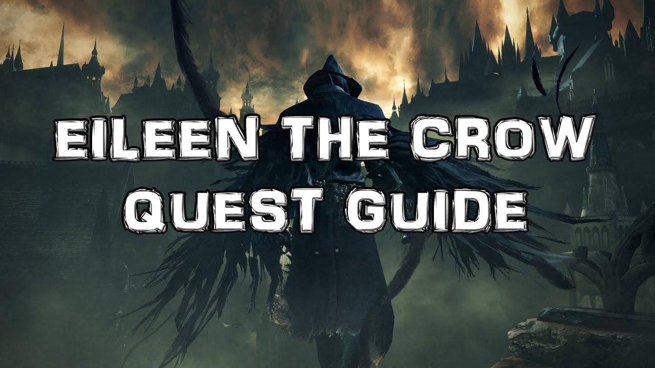 Bloodborne Eileen Quest