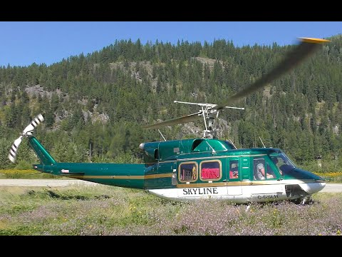Download Bell 212 Helicopter Engine Startup and Takeoff
