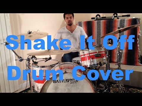 Taylor Swift - Shake It Off - Drum Cover