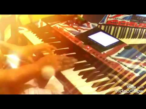 Keloas Perform gendang Rampak+TABLA KORG Pa50 By,Femi Enterprise