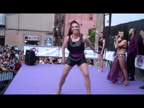 BollyMadrid 2012 Mistri - Bollywood The Cabaret Finale clip 2